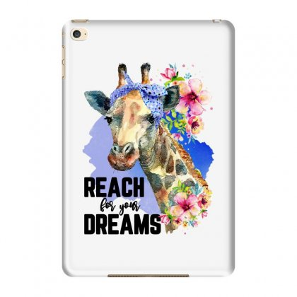 Reach For Your Dreams Ipad Mini 4 Case Designed By Hasret