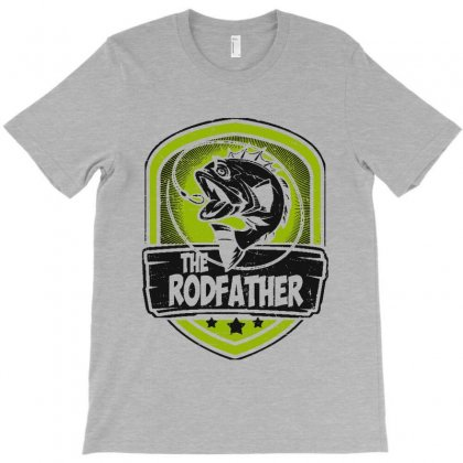 The Rodfather T-shirt Designed By Milanacr