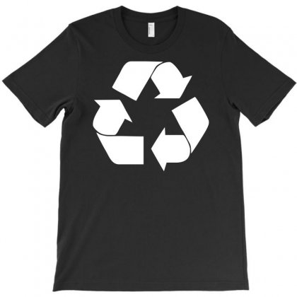 Recycle Symbol T-shirt Designed By S4de
