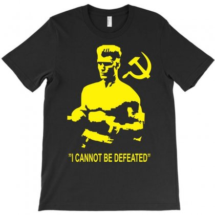 Rocky 4 Ivan Drago Homage T-shirt Designed By S4de