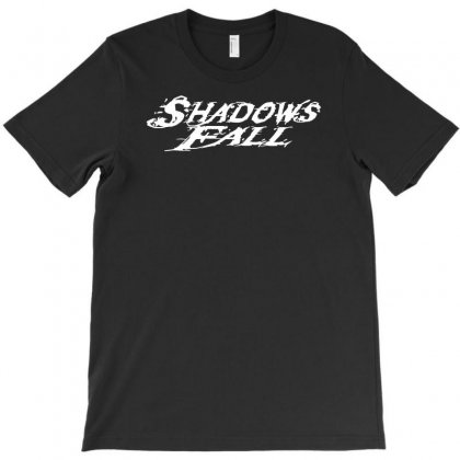 Shadows Fall T-shirt Designed By S4de
