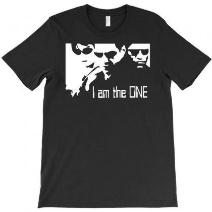 The Matrix T-shirt Designed By S4de