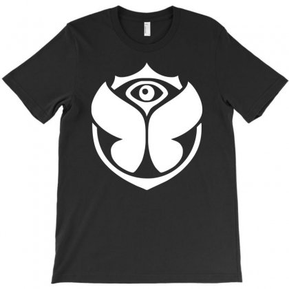 Tomorrowland Man's T-shirt Designed By S4de