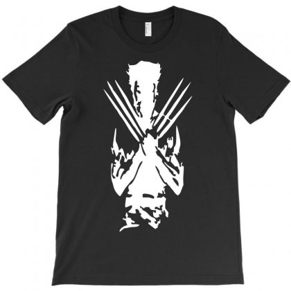 Wolverine Avengers Inspired Superhero T-shirt Designed By S4de