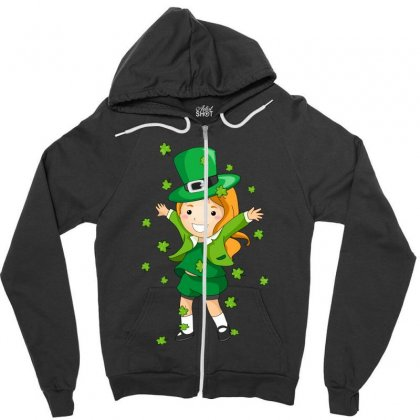 St Patricks Day Irish Princess Holiday T Shirt Tee Zipper Hoodie Designed By Hung