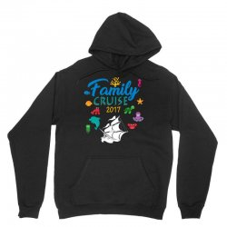 family cruise 2017 shirt   group vacation summer tee Unisex Hoodie | Artistshot