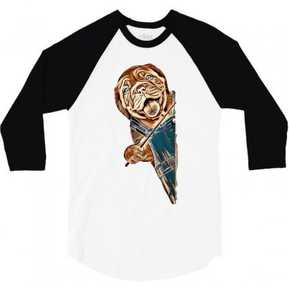 Stock Assets To Power Your Creativity 3/4 Sleeve Shirt Designed By Kemnabi