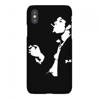 Tom Waits Rock Indie Rock Pop Music Iphonex Case Designed By Holil