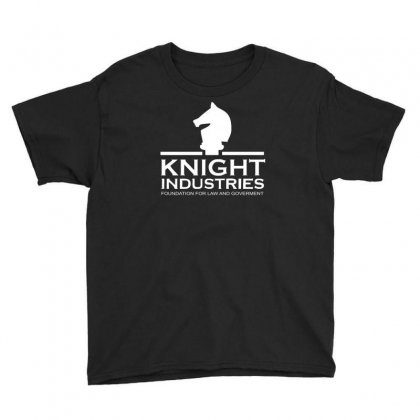Tv T Shirt Inspired By Knight Rider   Tv Youth Tee Designed By Holil