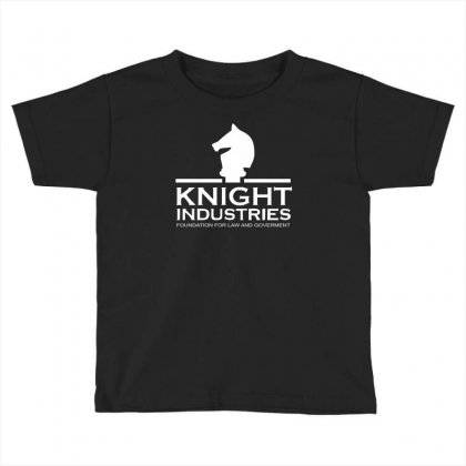 Tv T Shirt Inspired By Knight Rider   Tv Toddler T-shirt Designed By Holil