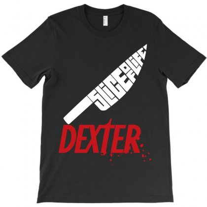 Dexter Slice Of Life T-shirt Designed By Shoptee