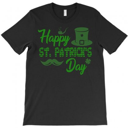 Happy St Patrick S Day   Celebratory T Shirt T-shirt Designed By Hung