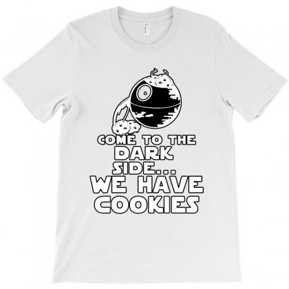 Come To Dark Side T-shirt Designed By Blqs Apparel