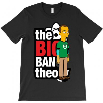 Funny Big Bang Theory Sheldon, Ideal Gift Or Birthday Present. T-shirt Designed By Holil
