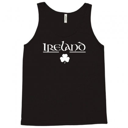 Ireland Tank Top Designed By Holil