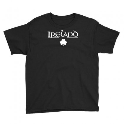 Ireland Youth Tee Designed By Holil