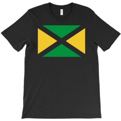 Jamaica Internationalsupport Your Country Sport Flag T-shirt Designed By Holil
