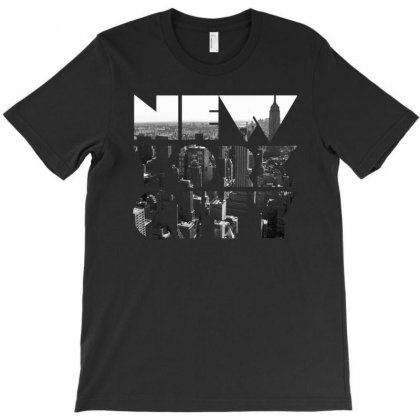 New York City T-shirt Designed By Holil