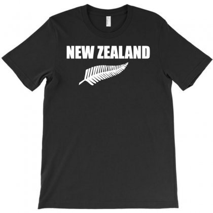 New Zealand T-shirt Designed By Holil