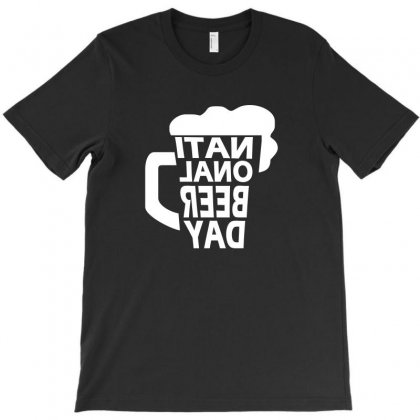 National Beer Funny Tshirt T-shirt Designed By Alex