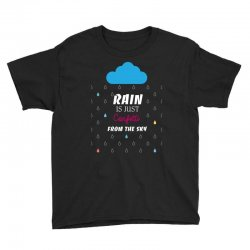 rain is just confetti from the sky Youth Tee | Artistshot