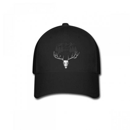 Mountain Baseball Cap Designed By Wizarts