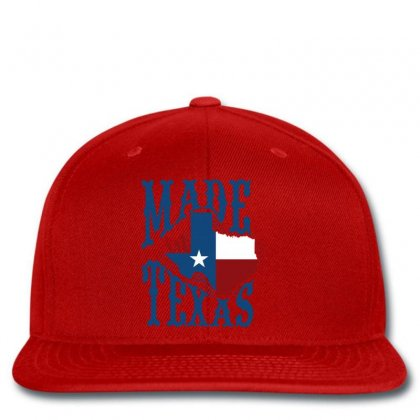 Made In Texas Snapback Designed By Wizarts