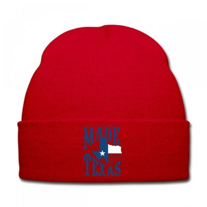 Made In Texas Knit Cap Designed By Wizarts
