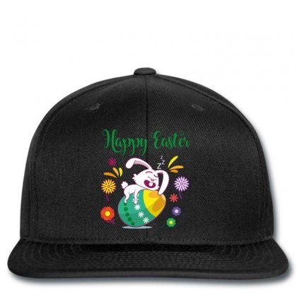 Happy Easter Snapback Designed By Wizarts