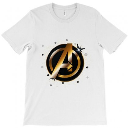 Avengers T-shirt Designed By Wizarts