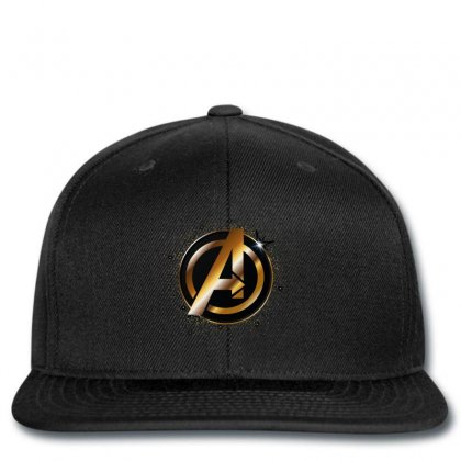 Avengers Snapback Designed By Wizarts