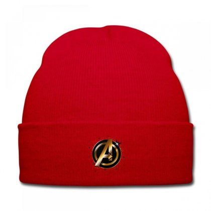 Avengers Knit Cap Designed By Wizarts