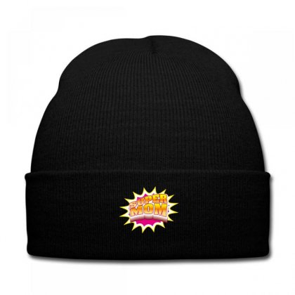 Super Mom Knit Cap Designed By Wizarts