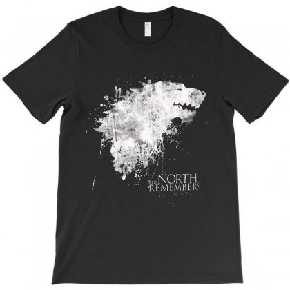 The North Remembers T-shirt Designed By Frizidan