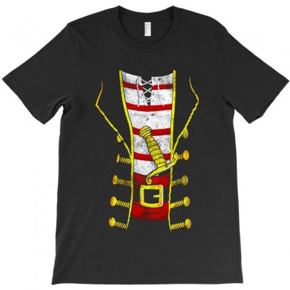 Pirate Buccanneer T-shirt Designed By Blqs Apparel