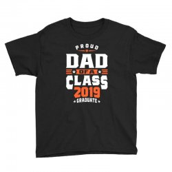 Proud Dad of a Class 2019 Graduate Youth Tee | Artistshot