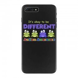 it s okay to be different autism awareness t shirt iPhone 7 Plus Case | Artistshot