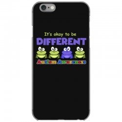 it s okay to be different autism awareness t shirt iPhone 6/6s Case | Artistshot