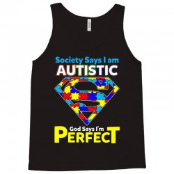 autism awareness t shirt Tank Top | Artistshot