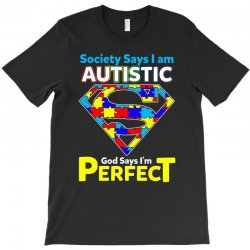 autism awareness t shirt T-Shirt | Artistshot
