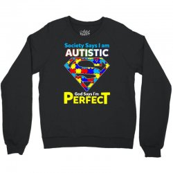 autism awareness t shirt Crewneck Sweatshirt | Artistshot