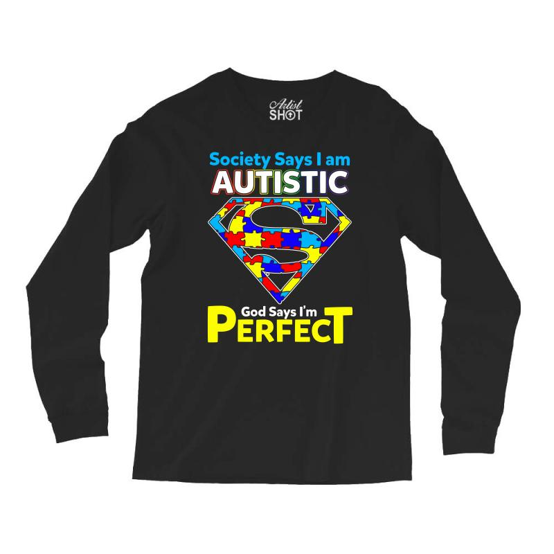 Autism Awareness T Shirt Long Sleeve Shirts | Artistshot