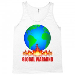 global warming Tank Top | Artistshot