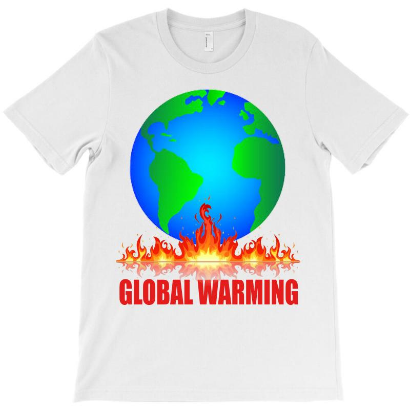 Global Warming T-shirt | Artistshot