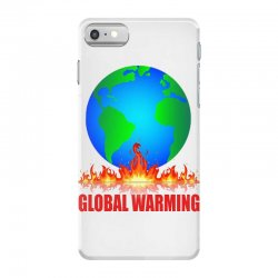 global warming iPhone 7 Case | Artistshot