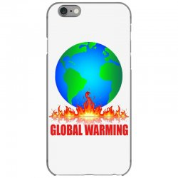global warming iPhone 6/6s Case | Artistshot