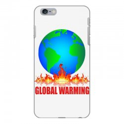 global warming iPhone 6 Plus/6s Plus Case | Artistshot
