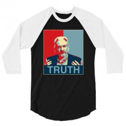 julian assange 3/4 Sleeve Shirt | Artistshot