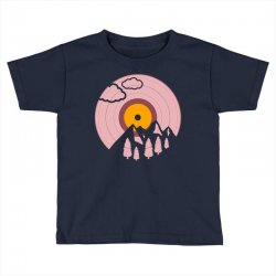 record landscape Toddler T-shirt | Artistshot