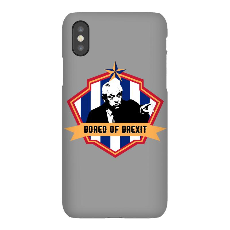 Bored Of Brexit Order Iphonex Case | Artistshot
